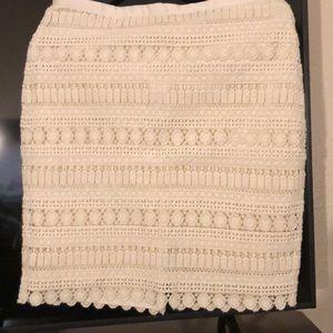 Tommy Hilffiger- Lace skirt
